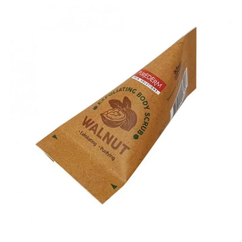 Ореховый скраб для лица PUREDERM Exfoliating Body Scrub Walnut 20g.