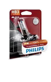 Галогенная лампа PHILIPS HB3 XVG +130%