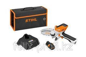 "Аккумуляторный сучкорез STIHL GTA 26 SET (шина10 см цепь 1/4"" P1,1 мм. В комплекте аккум., зар. уст-во."