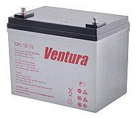 Аккумулятор Ventua GPL 12-75 (12В, 75Ач), фото 1