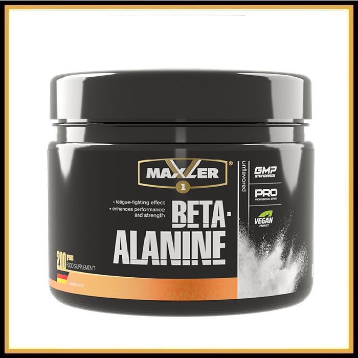 Maxler Beta-Alanine 200гр