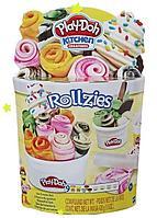 Play Doh Набор пластилина Взрыв цвета - Мороженое Плей До