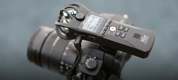 Многофункциональный портативный аудио рекордер Zoom H1n - фото 8