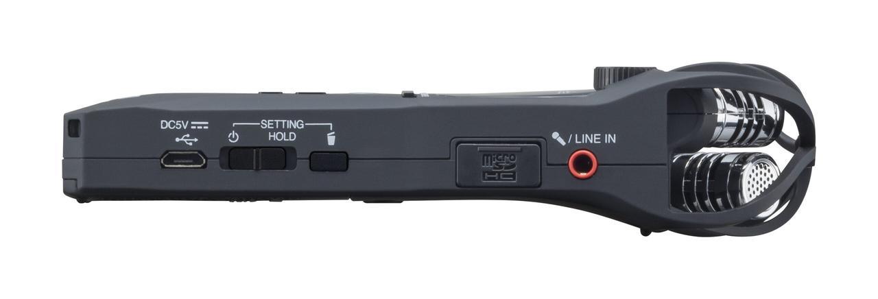 Многофункциональный портативный аудио рекордер Zoom H1n - фото 7