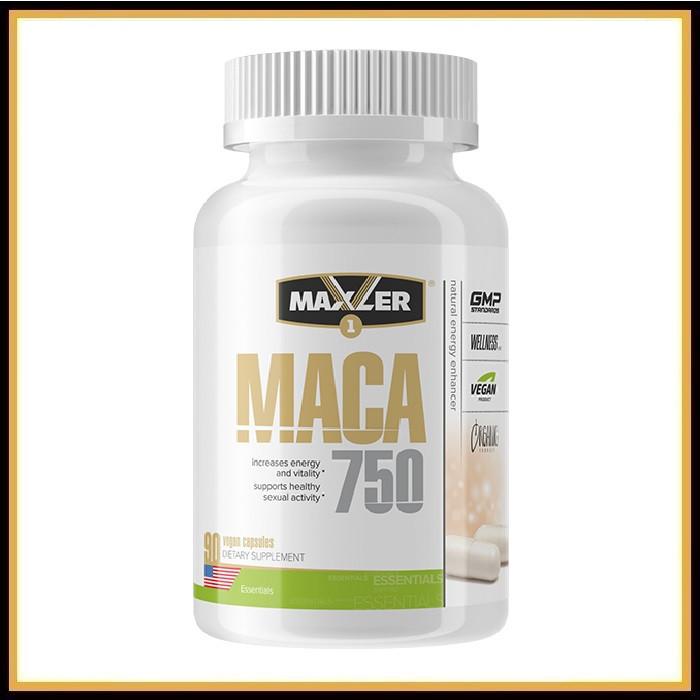 Maxler Maca 750мг 90капсул