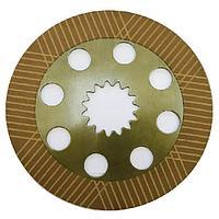 Тормозной диск фрикционный с феррадо заднего моста на экскаватор