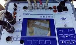 Измерение высоковольтных выключателей