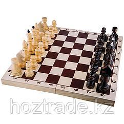 Игра настольная Шахматы, Орловские шахматы, турнирные деревянные, с доской