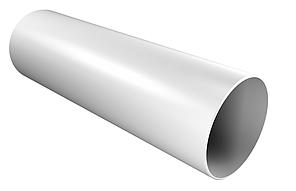 Труба водосточная 90x3000 мм Белый VINYLON