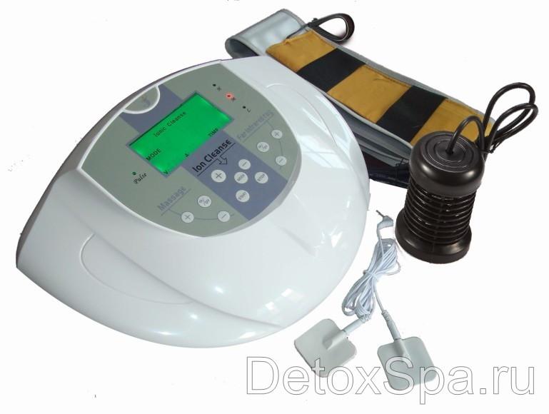 Аппарат Ion Cleanse, Модель B 01 ( прибор для детоксикации организма )