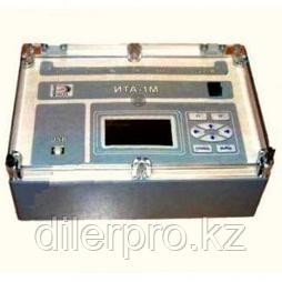 ИТА-1М – прибор контроля качества твердой изоляции электроустановок по измеренной динамике токов абсорбции