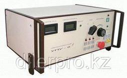 УПУ-6- устройство для проведения пробойных испытаний изоляционных материалов
