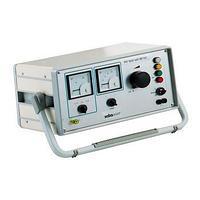 HV TEST SET 50-80-110 Прибор для проведения испытаний постоянным напряжением на кабелях и установках