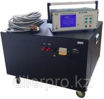 ВУ 10-1500 - установка высоковольтная