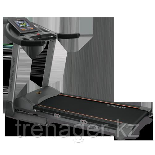 Полупрофессиональная беговая дорожка Bronze Gym T801 LC TFT