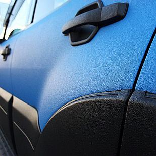 Полимерная покраска авто