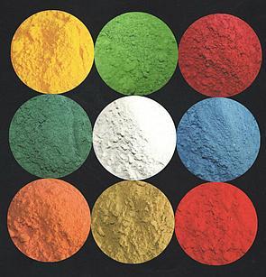 Полимерная порошковая покраска металла