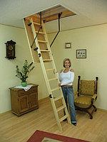 Монтаж чердачной лестницы и мансардных окон  +77776574722