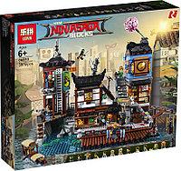 Конструктор Lego Ninjago Порт Ниндзяго Сити, Лего Ниндзяго