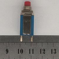 Кнопка  Ø8  Б/Фикс 2 группы контактов 1А (ON)-OFF-(ON), фото 1