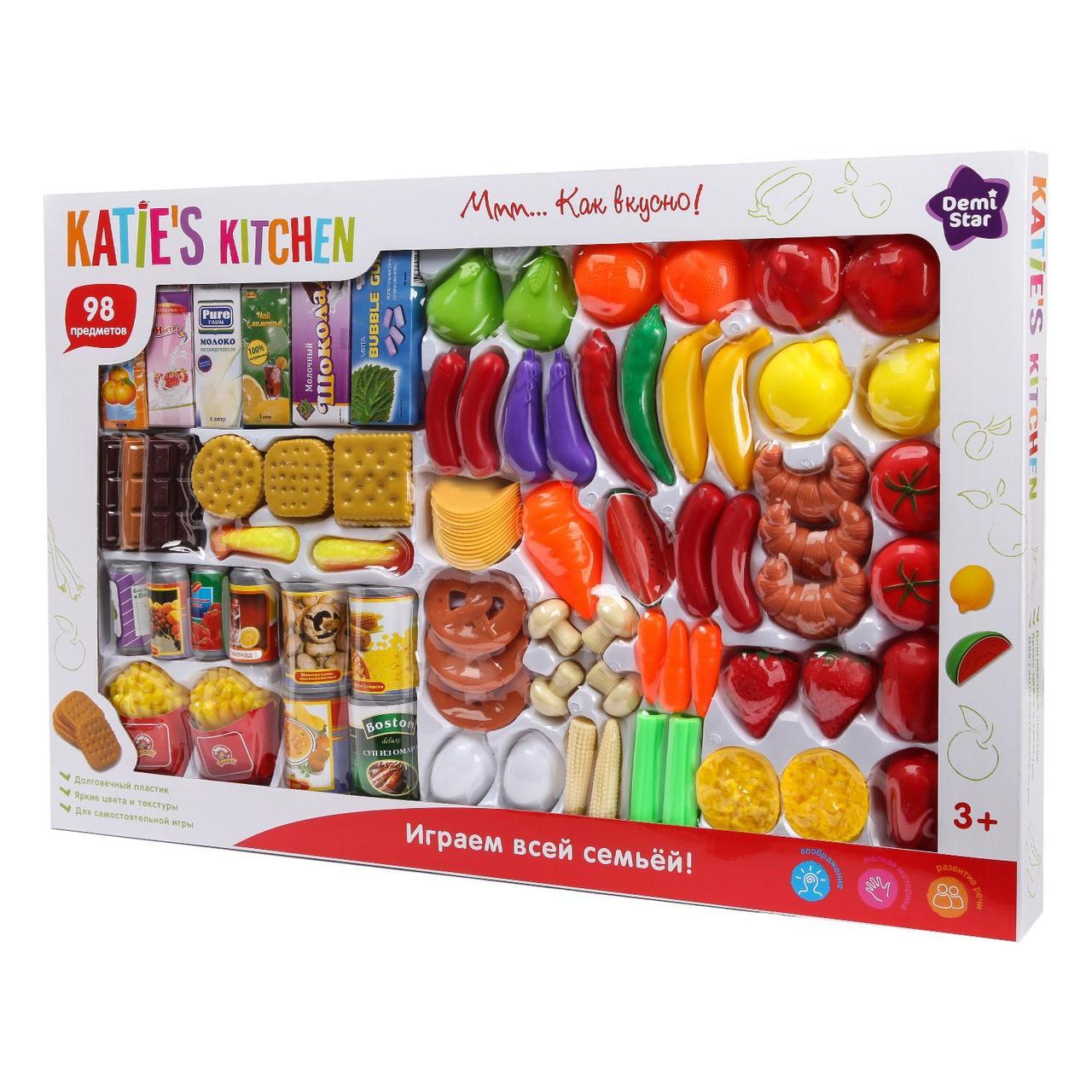 Набор Demi Star Продукты 98 предметов AK8957