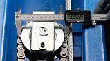 Подъемник двухстоечный, г/п 4т (380В), с электростопорами NORDBERG, фото 8