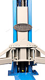 Подъемник двухстоечный, г/п 4т (380В), с электростопорами NORDBERG, фото 10