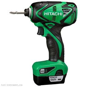 Аккумуляторные винтоверты Hitachi