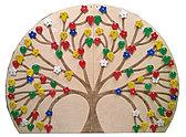 Декоративно-развивающая панель «Времена года», Сенсорная Панель Дерево