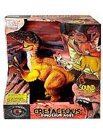 """Dinos: Игрушка """"Динозавр велоцираптор"""", со светом и звуком"""