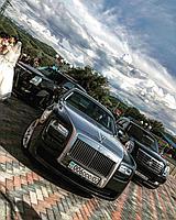 Аренда Rolls-Royce Ghost с водителем