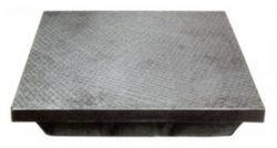 Плита поверочная чугунная кл.1 ЧИЗ р/ш   250х250 кл.1 р/ш
