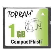 TOPRAM 1GB CF