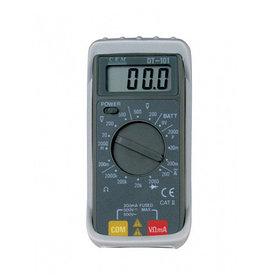 CEM DT-102  Карманный цифровой мультиметр