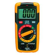 CEM DT-105 Карманный цифровой мультиметр