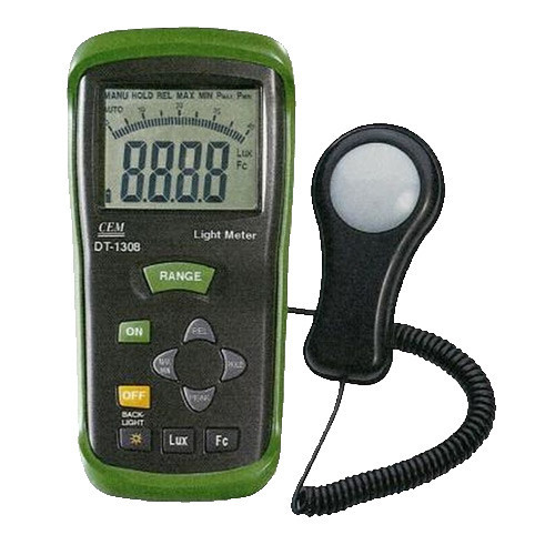 CEM DT-1308 Измеритель уровня освещения, Люксметр