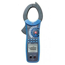 CEM DT-3352 Профессиональные токовые клещи для измерения постоянного, переменного тока  с измерителем мощности