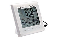 CEM DT-802 анализатор воздуха с часами