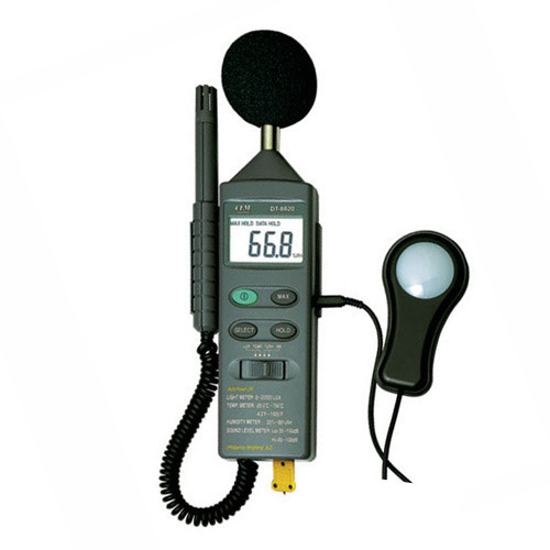 CEM DT-8820 Многофункциональный тестер окружающей среды 4 в 1