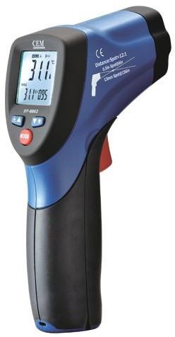 CEM DT-8865 Профессиональный пирометр (инфракрасный термометр)