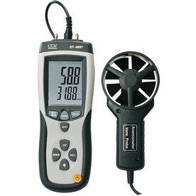 CEM DT-8897 Дифференциальный манометр