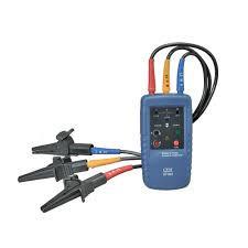 CEM DT-902 индикатор порядка обмоток электродвигателя и   чередования фаз