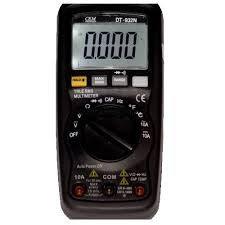 CEM DT-932N цифровой мультиметр
