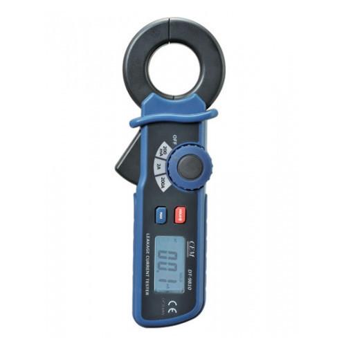 CEM DT-9809 Токовые клещи для измерения переменного тока.