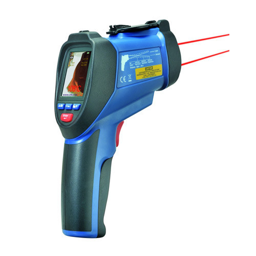 CEM DT-9860 Профессиональный пирометр со встроенной камерой Бесконтактный термометр