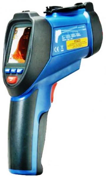 CEM DT-9862 Пирометр высокотемпературный со встроенной камерой Бесконтактный термометр