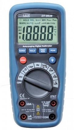 CEM DT-9928T Мультиметр профессиональный