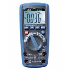 CEM DT-9963 Профессиональный цифровой мультиметр