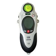 CEM LA-1010 Тестер для поиска скрытой проводки с лазерным                   указателем