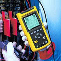Fluke 43B Серии Анализатор качества электроэнергии (single-phase) (Снят с производства)